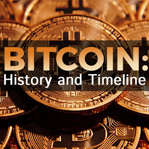 The History of Bitcoin in One Big Infographic